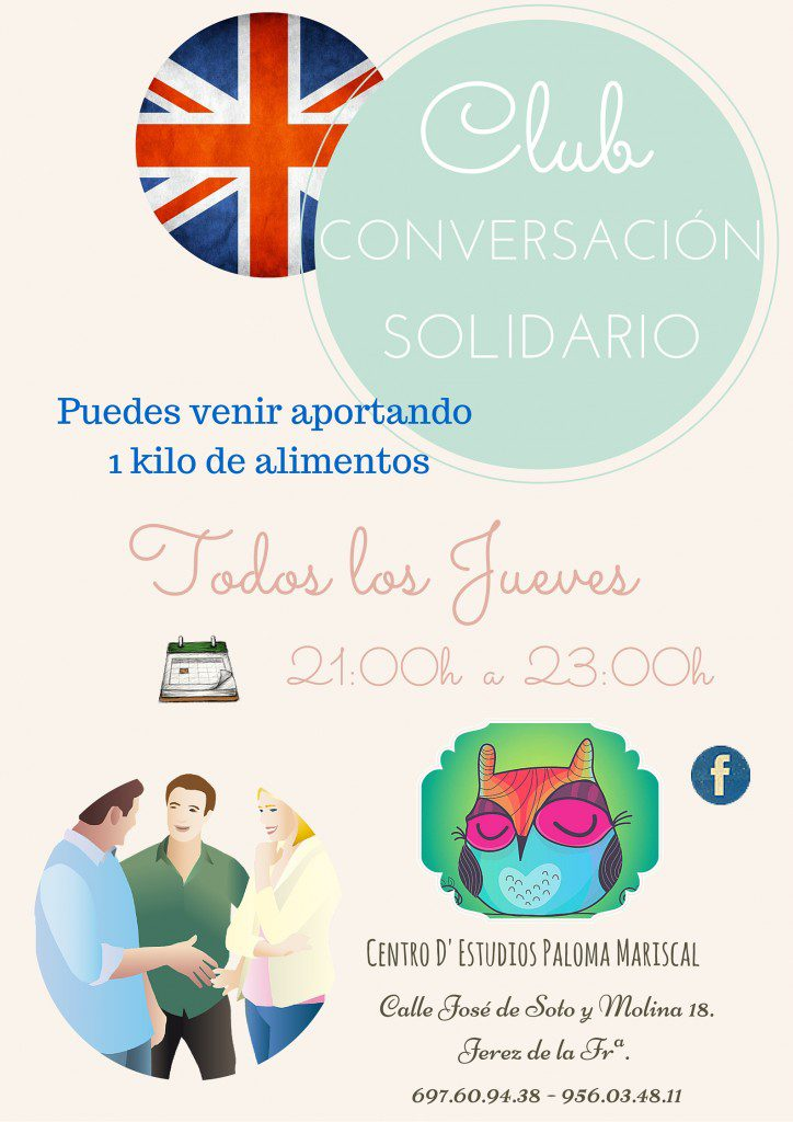 speaking solidario jerez